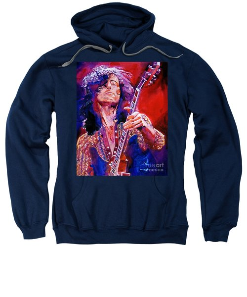 Jimmy Page Sweatshirt