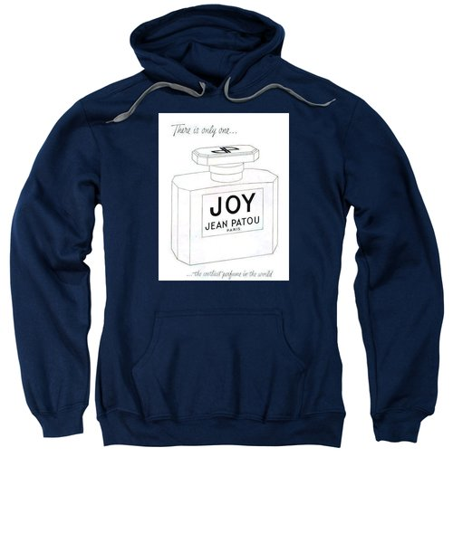 Sweatshirt featuring the digital art There Is Only One... by ReInVintaged