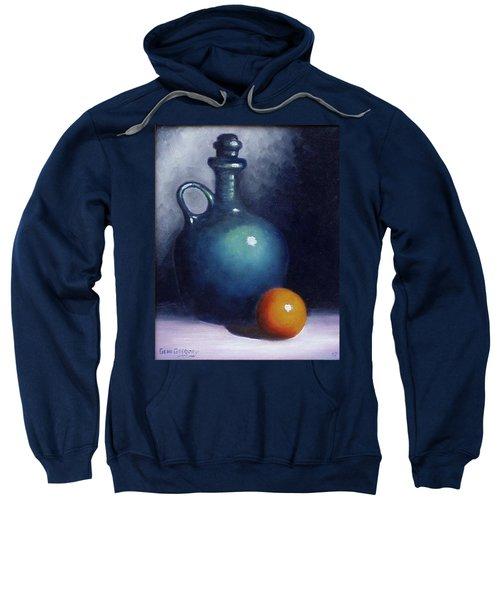 Jug And Orange. Sweatshirt