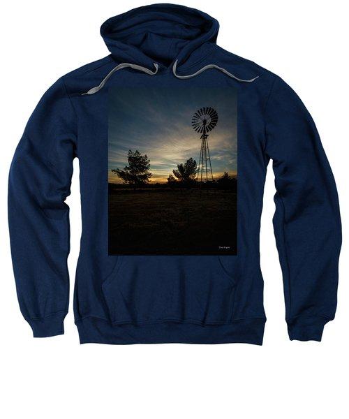 Just Before Sunrise Sweatshirt