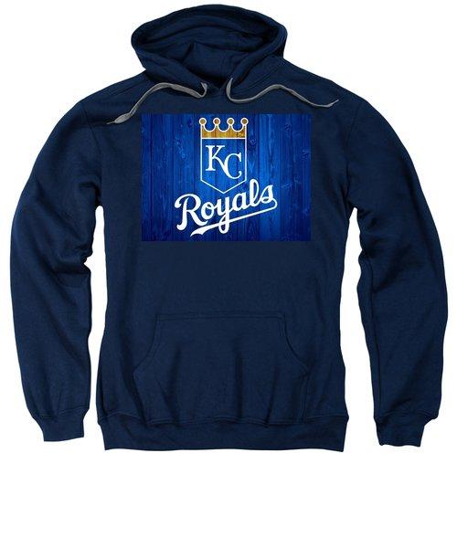 Kansas City Royals Barn Door Sweatshirt