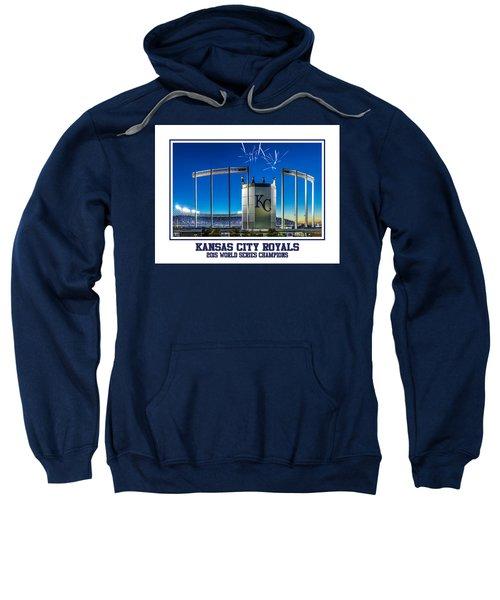 Kauffman Victory Sweatshirt