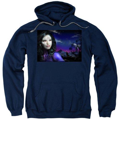 Lady Moon Sweatshirt