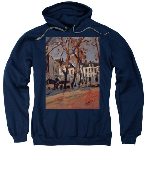 Last Sunbeams Our Lady Square Maastricht Sweatshirt