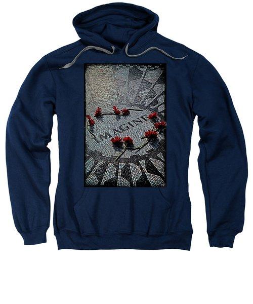 Lennon Memorial Sweatshirt