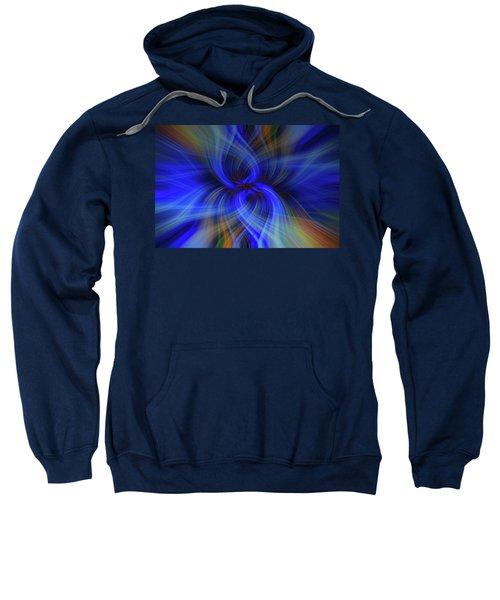 Light Abstract 7 Sweatshirt
