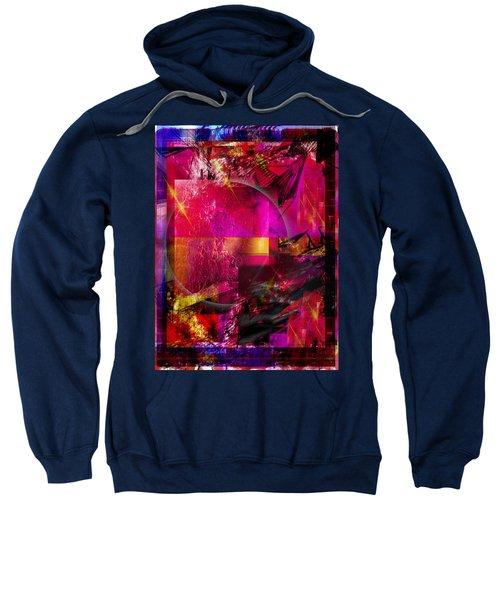 Light Particles Sweatshirt