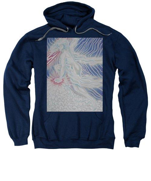 Lightning Goddess Sweatshirt