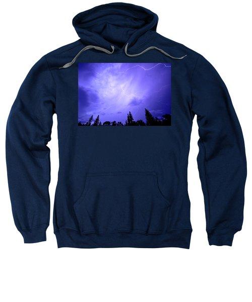 Lightning Storm Sweatshirt