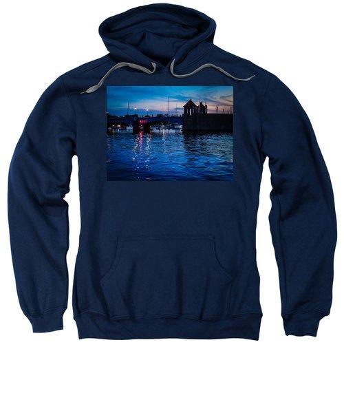 Liquid Sunset Sweatshirt
