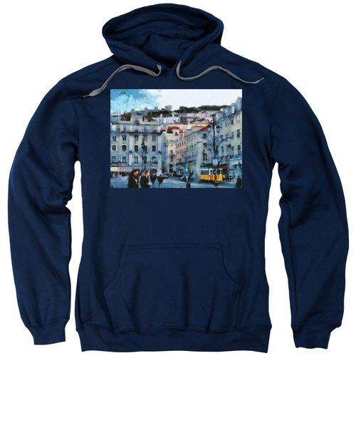 Lisbon Street Sweatshirt