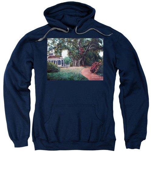 Live Oak Gardens Jefferson Island La Sweatshirt