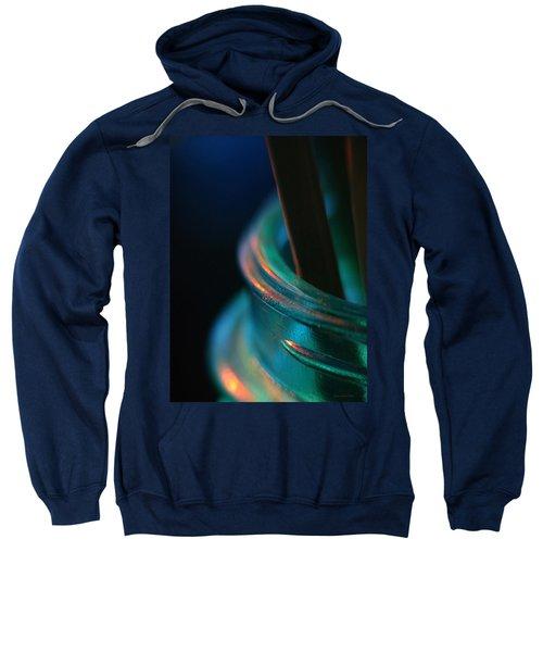 Living On The Edge... Sweatshirt