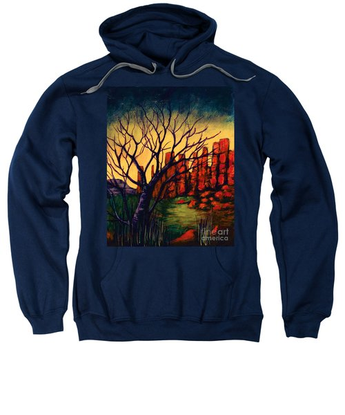 Lonesome Tree  Sweatshirt