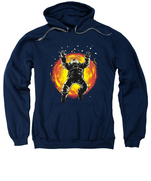 Lost In The Space Sweatshirt by Carbine