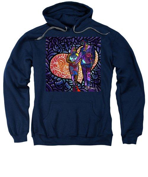 Love On High Notes Sweatshirt