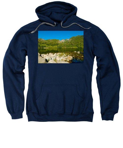 Lower Bells Canyon Reservoir Sweatshirt