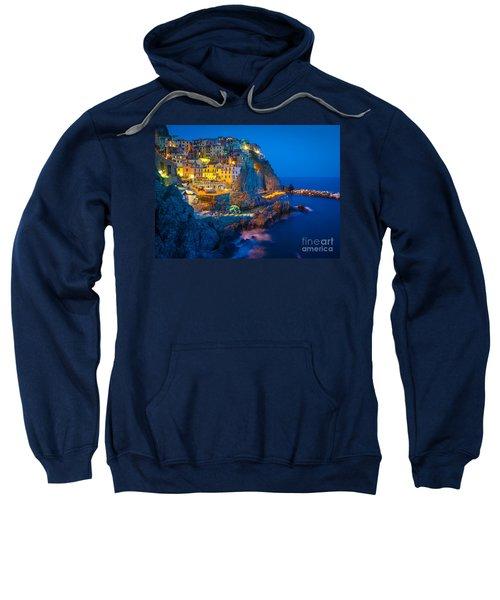 Manarola By Night Sweatshirt