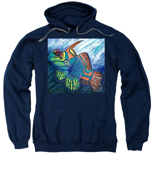 Mandarinfish Sweatshirt
