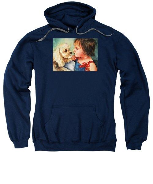 Mara Meets Mocha Sweatshirt