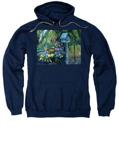 Marcia's Garden Sweatshirt