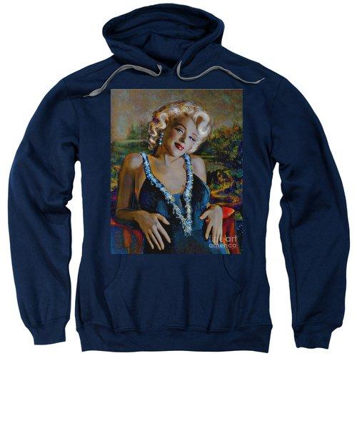 Marilyn Monroe 126 Monalisa Sweatshirt