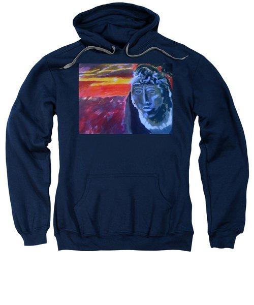 Maya Sunset Sweatshirt