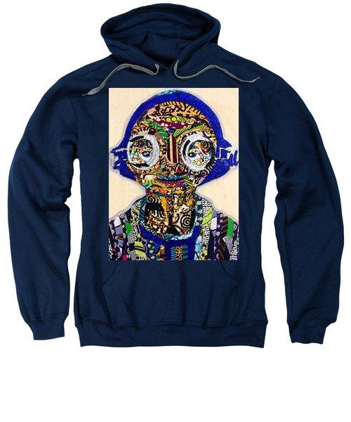 Maz Kanata Star Wars Awakens Afrofuturist Colection Sweatshirt