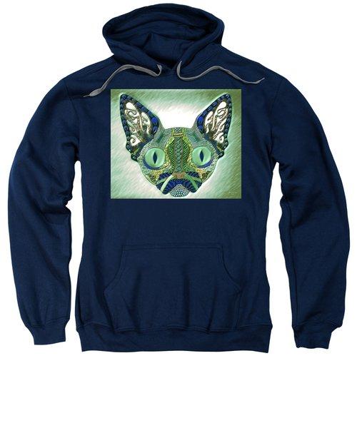 Meow Cat Sweatshirt