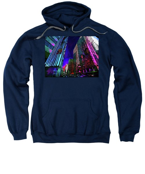 Michigan Avenue, Chicago Sweatshirt