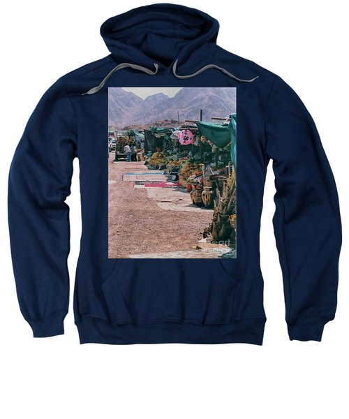 Middle-east Market Sweatshirt