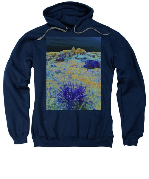 Midnight At The Burning Coal Vein Sweatshirt