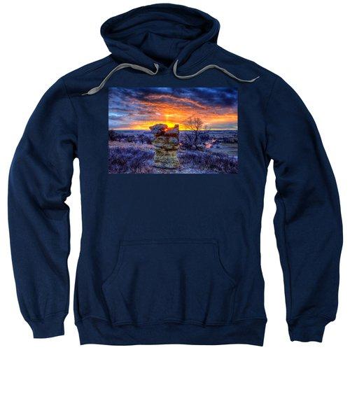 Monolithic Sunrise Sweatshirt