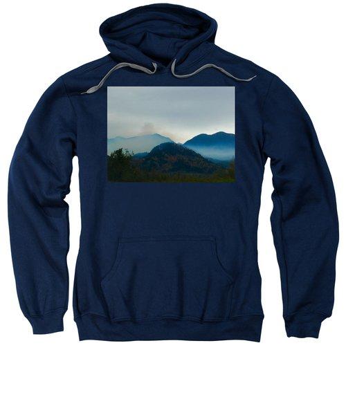 Montana Mountains Sweatshirt