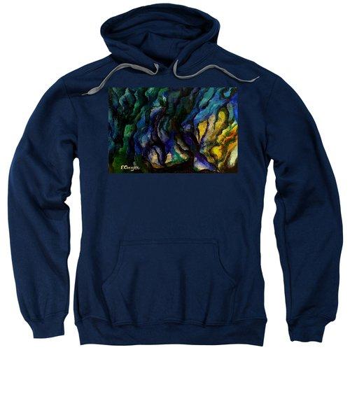 Moody Bleu Sweatshirt
