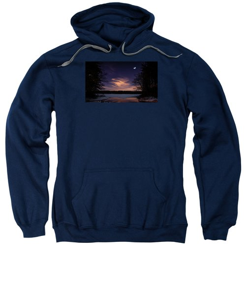 Moon Lake Sweatshirt