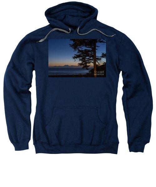Moonlight At The Beach Sweatshirt