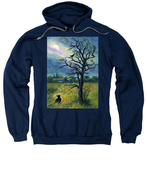 Moonlight Prowl Sweatshirt