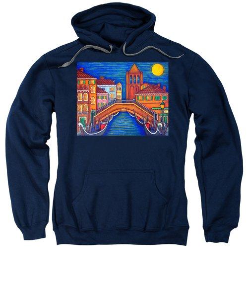 Moonlit San Barnaba Sweatshirt