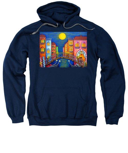 Moonlit Venice Sweatshirt