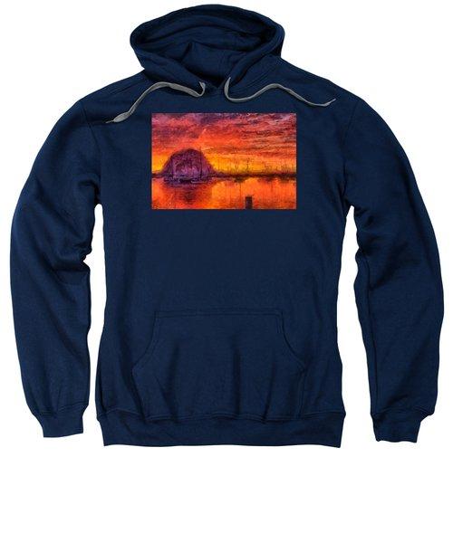 Morro Bay Marina Sweatshirt