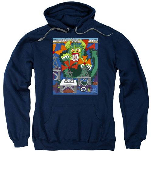 Mother Nature's Helper Sweatshirt