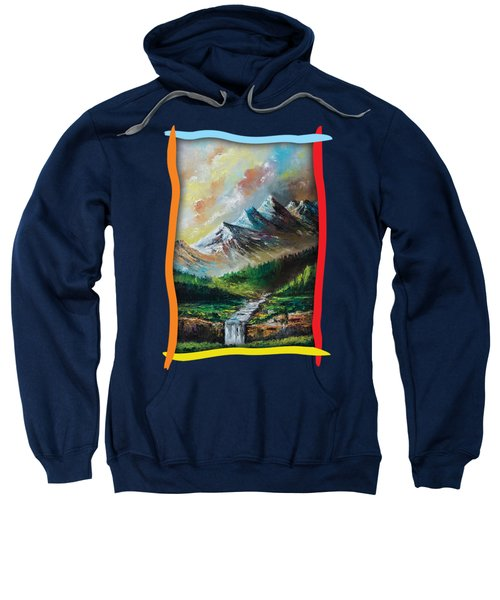 Mountains And Falls Sweatshirt