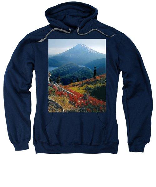1m4903-mt. St. Helens 1975  Sweatshirt