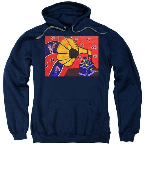 Music First Sweatshirt