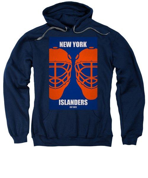 My New York Islanders Sweatshirt