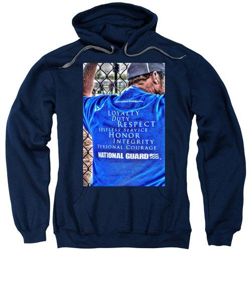 National Guard Shirt 21 Sweatshirt