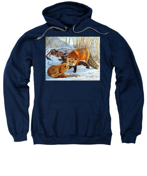 Natures Submission Sweatshirt