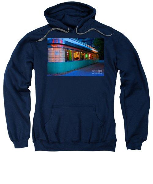 Neon Diner Sweatshirt