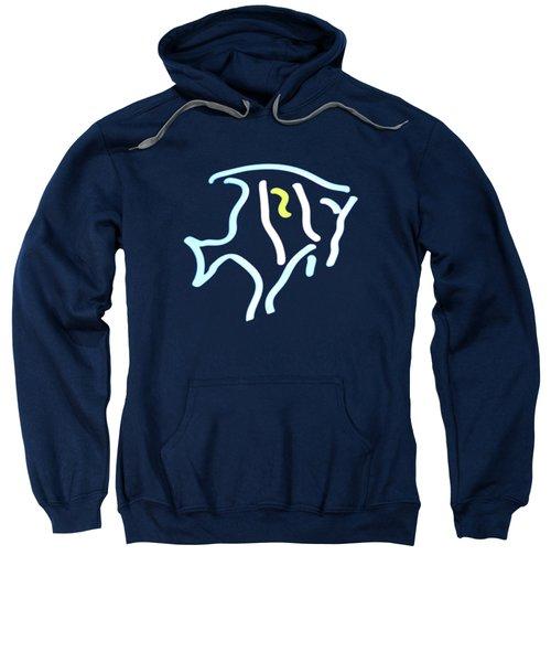 Neon Fish Sweatshirt